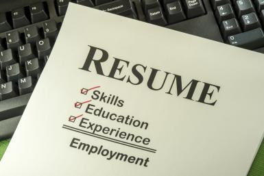 Jobseeker Guide 9 Items To Remove From Your Resume Ofwlife Ph